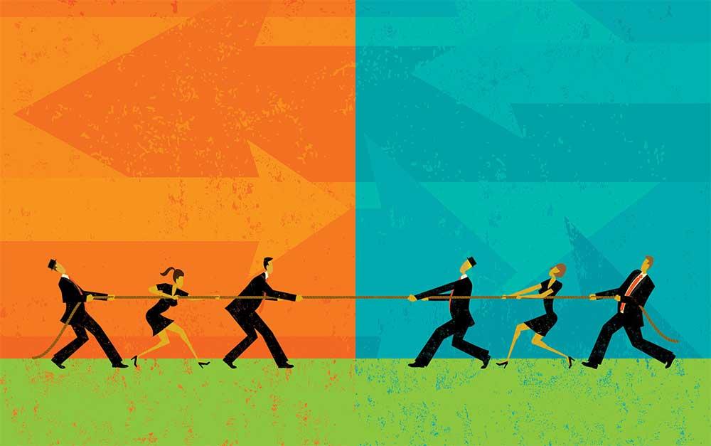 آزمون مدیریت تعارض توماس کیلمن- ارزیابی مهارتهای شما در رویارویی با تعارض